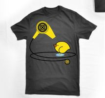 T-shirt II by ComputerBrigades