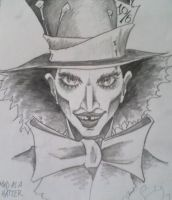 MADHATTER by ArtistoCecil