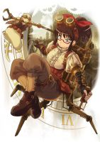 STEAMPUNK by BLZ-BB