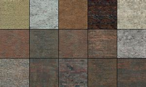 Brick Textures by Akinuri