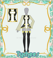 OUTFIT! Adaptable #1! ( CLOSE!!! ) by Tychees