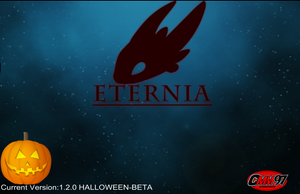 Halloween update for The ETERNIA Project! by cmm97productions