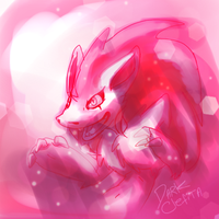 001 Zoroark by Dark-Clefita