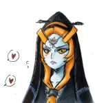 HEART MIDNA :major spoiler: by EggyComics