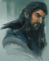 Thorin sketch by Sceith-A