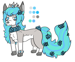 Adopt Queen of the Sea CLOSED by GlassFeline