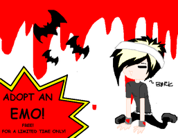 Adopt an Emo by Fabulust