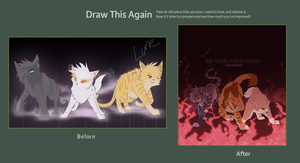 Draw This Again - There will be three by Caesol