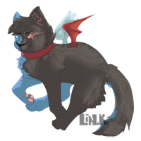 YingYangKittyCat by That-CrazyCat