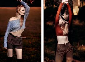 Autumn Fashion by JosephineJonesMUA