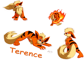 Terence Sketches by Cattensu