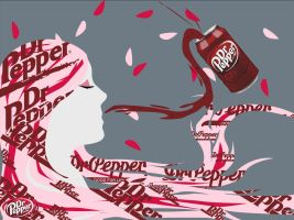 Dr. Pepper Contest Mural by qwijibo