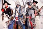 Ubisoft- AC III release party A'dam video by RBF-productions-NL