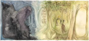 The Fellowship of the Ring by mokarran