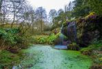 Fairy Pool Background Stock by little-spacey