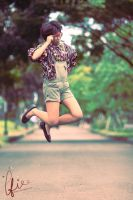 nerd can jump by ebyboo