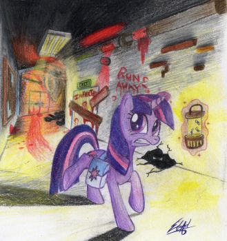 RUN Twily!!! by edwardiusa