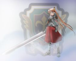 Asuna the Knight by Icetrix