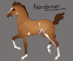 3132Nordanner Foal Design by RvS-RiverineStables