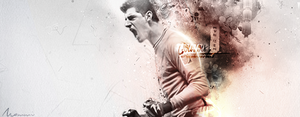 Thibaut Courtois by MammiART1