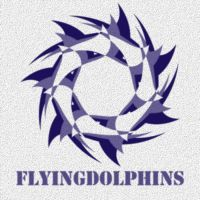 FlyingDolphins by oufve