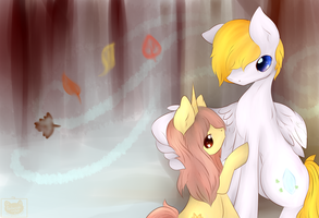 Beside You by Ambercatlucky2