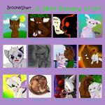 Summary Of Art 2014 by StarrWarrior