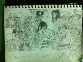one piece by thiphobia