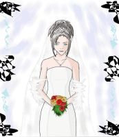 Yuna From the Wedding by CISOLR