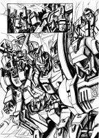 Insecticons emerging by Ccamang