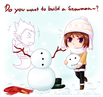 [TR] Do you want to build a snowman by noirjung