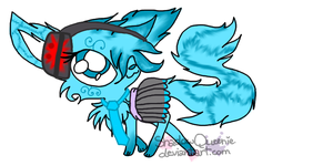 Custom Adoptable for cazycoon by PaintHerDream