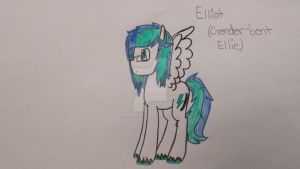 Elliott by ElectricShockwave