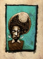 Afro by MaComiX
