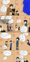 No Privacy in the TARDIS 7 by sparklingblue