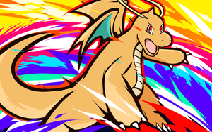 Dragonite | Outrage by ishmam