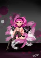 Misfit Fairy by Queen-Uriel