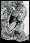.Spiderman 2. by dum-donutz