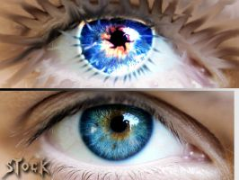 The Real 'Crazy Eye' by jkm199