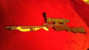 Stock Sniper Rifle by TwitchyKismet