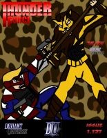 Thunder Force- Feral Frenzy Cover by 127thlegion