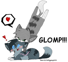 Glomp by TsukaimonBOOM