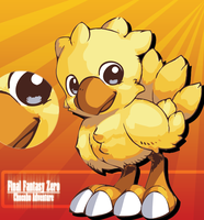 Chocobo vector by Zeickan