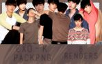 +PNG||EXO-K||MAMA Concept|| by StayInTheGalaxy