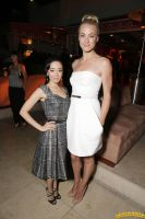 Aimee Garcia and Yvonne Strahovski by lowerrider