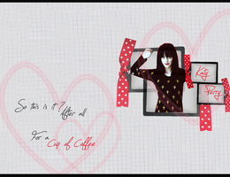 Katy Perry Wall by TheMocnster