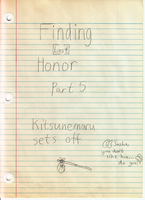 Finding Lost Honor part 5 OCW by Tatta-Kasame