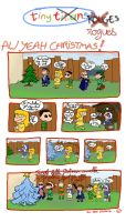 Aw Yeah Christmas by The-French-Belphegor