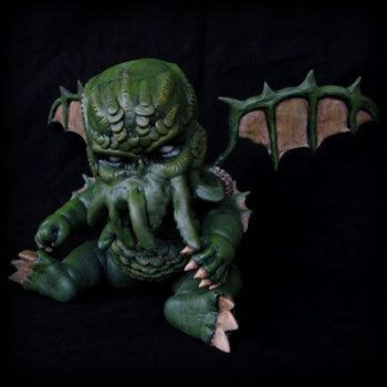Cthulhu by AbominationNursery