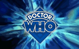 Doctor Who diamond logo by gfoyle
